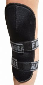 Wulfsport Light Trials Adult Knee Armour Pair
